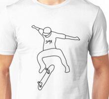 """Soda """"Kickflip Boy"""" Unisex T-Shirt"""