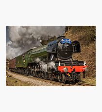 The Flying Scotsman Photographic Print