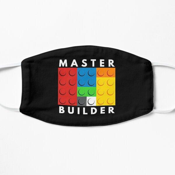 Master Builder Flat Mask