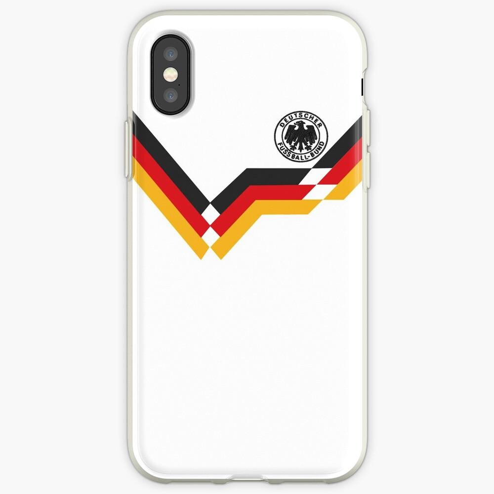 Deutschland 1990 iPhone-Hüllen & Cover