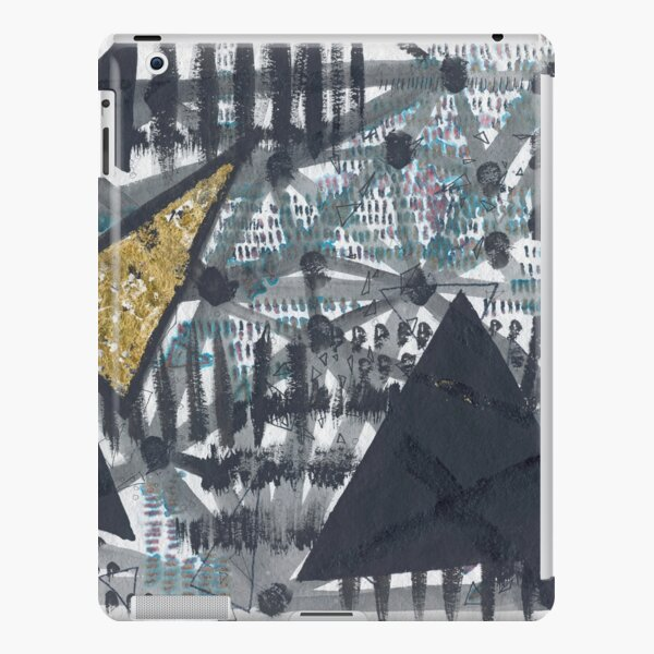 Golden Triangle : Abstract iPad Snap Case