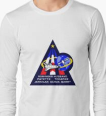 Space Shuttle Discovery STS-96 Long Sleeve T-Shirt