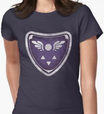 Delta rune v4 Women's Fitted T-Shirt