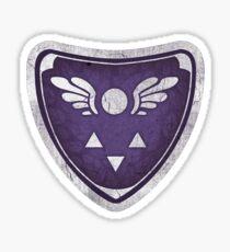 Delta rune v4 Sticker