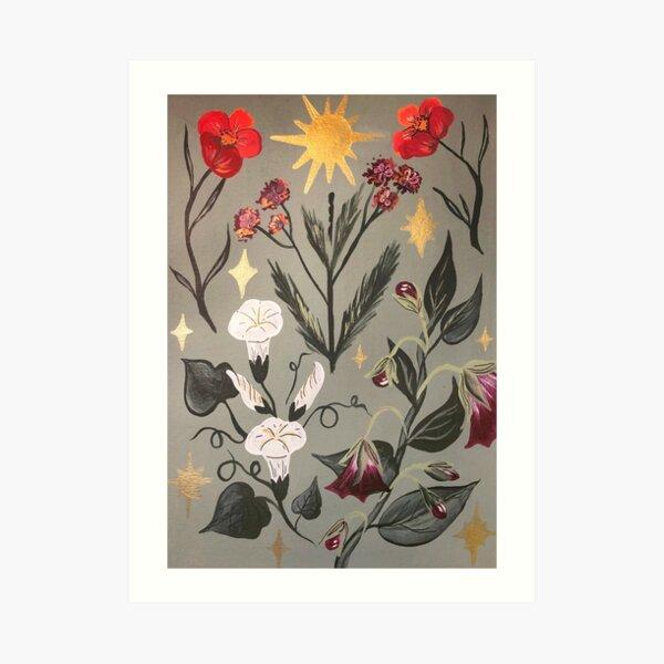 Day Floral Art Print