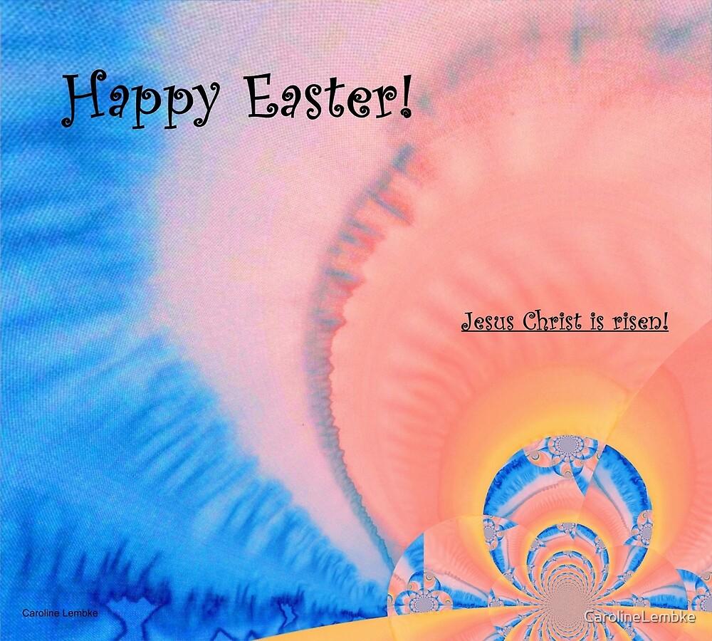"""Easter Card """"Resurrection"""" by CarolineLembke"""