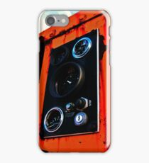Gauges iPhone Case/Skin