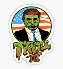Troll 3 Sticker
