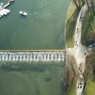 Bird's Eye View of Olympia Park by Kasia-D