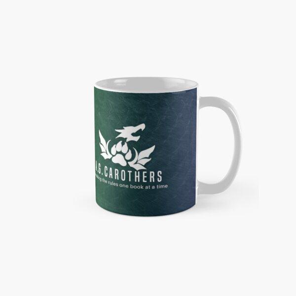 Logo with Dragon Classic Mug