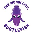 Character Building - The Wonderful Subtlefish by SevenHundred