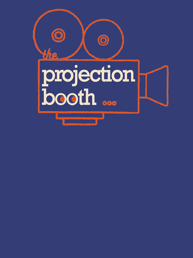 The Projection Booth Podcast by impossiblefunky