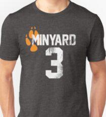andrew minyard jersey Unisex T-Shirt