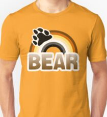 Bear Pride Slim Fit T-Shirt