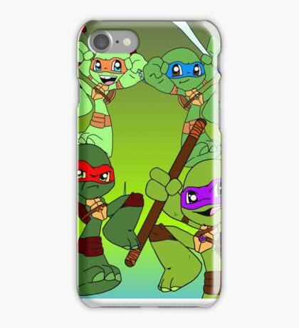 Turtlyfabulous iPhone Case/Skin