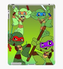 Turtlyfabulous iPad Case/Skin