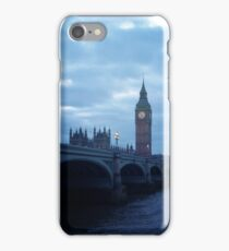 Of The Muddy Thames iPhone Case/Skin