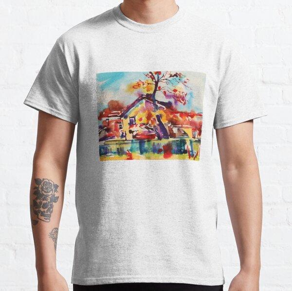 Handkratzfarbe Classic T-Shirt