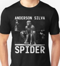 Anderson Silva Signature [FIGHT CAMP] Unisex T-Shirt
