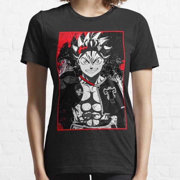 Asta Black Clover Camiseta esencial
