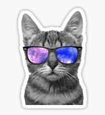 Raum Kitty Sticker