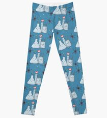 Glassware Friends Leggings