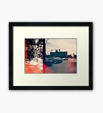 'Intersection'  Framed Print