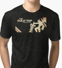 Solo Top Lane | Logo | High Quality  Tri-blend T-Shirt