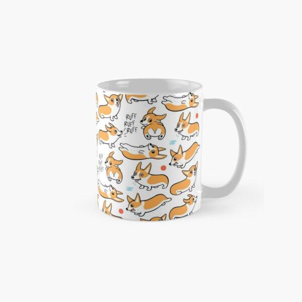 Cutie Corgis Classic Mug