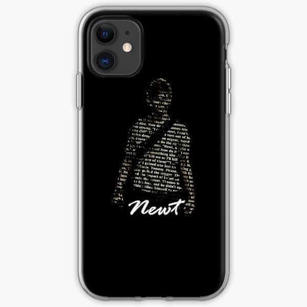 Newt iPhone Soft Case