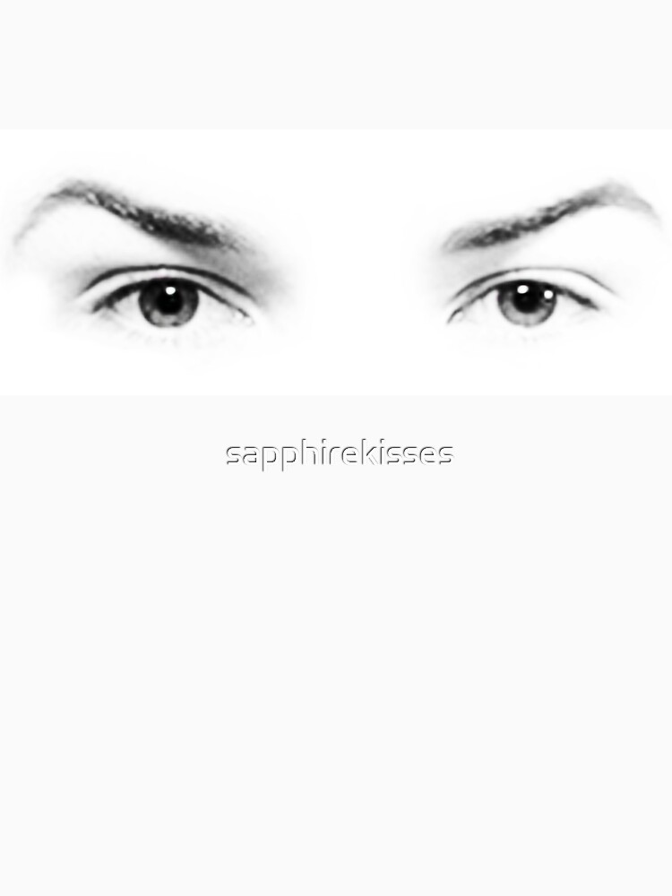 Will Poulter's eyes by sapphirekisses
