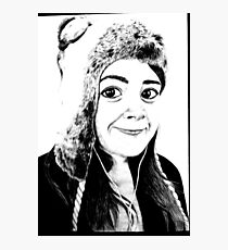 Girl portrait Photographic Print