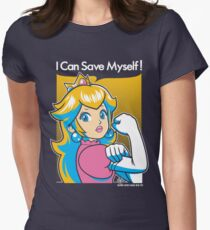 Save Myself Women's Fitted T-Shirt