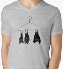 fruitbats in the closet Men's V-Neck T-Shirt