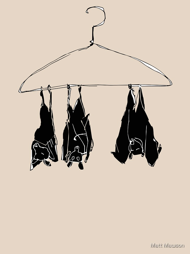 fruitbats in the closet by mmawson