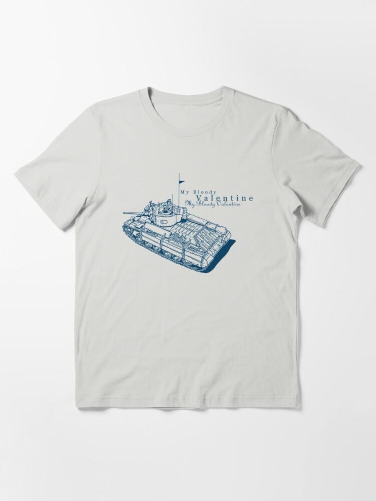 Alternate view of Valentine Tank Essential T-Shirt