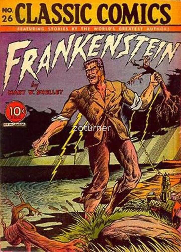 Frankenstein by zoturner