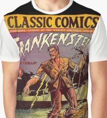 Frankenstein Graphic T-Shirt