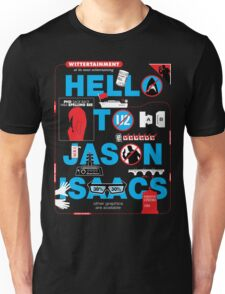 Wittertainment: 20 In-Jokes in one Graphic Unisex T-Shirt