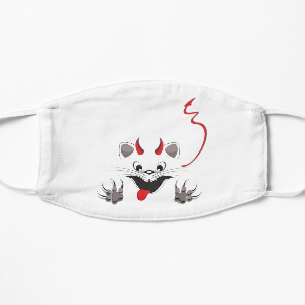 CHAT FARCEUR Masque taille S/M