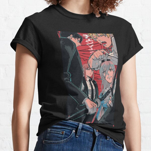 Chainsaw Man Classic T-Shirt