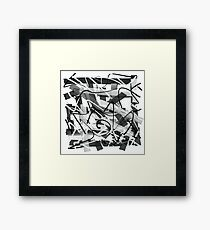 Patch Framed Print