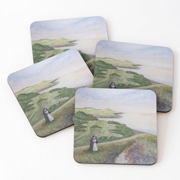 A Fine Fresh Day Coasters (Set of 4)