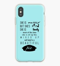 she used to be mine iPhone Case