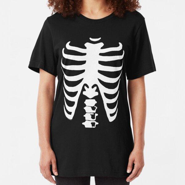 Skeleton Hand Rock And Roll Youth T-Shirt Bones Hardcore Metal Horns Kids Tee