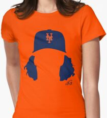 Jacob deGrom Women's Fitted T-Shirt