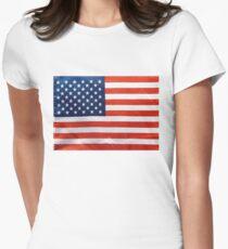 American Flag RED WHITE & BLUE T-Shirt