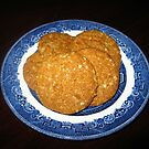 Crispy, Crunchy, Crumbly Cookies by Kathryn Jones