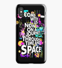 Come With Us Now iPhone Case/Skin
