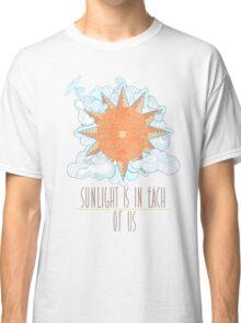 Sunlight  Classic T-Shirt